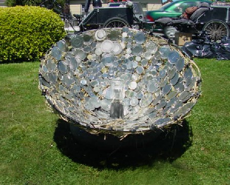Preparing for hard times things you can make with a tin can for Tin can solar heater